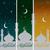 ezüst · mecset · hold · bannerek · textúra · háttér - stock fotó © piccola