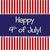 boldog · nap · kártya · vektor · formátum · negyedike - stock fotó © piccola