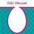 kellemes · húsvétot · fényes · tojás · kártya · vektor · formátum - stock fotó © piccola