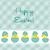 bebé · pollitos · Pascua · tarjeta · vector · formato - foto stock © piccola