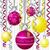 szalag · csecsebecse · karácsonyi · üdvözlet · vektor · formátum · szeretet - stock fotó © piccola