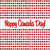happy canada day card in vector format stock photo © piccola