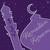 ezüst · félhold · csillag · skicc · ramadán · nagyvonalú - stock fotó © piccola