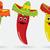 Mexicaanse · hot · hoed · serrano · jalapeno - stockfoto © piccola