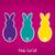 fényes · arab · kellemes · húsvétot · kártya · vektor · formátum - stock fotó © piccola