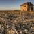 elhagyatott · Saskatchewan · Kanada · naplemente · préri · kilátás - stock fotó © pictureguy