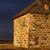 öreg · elhagyatott · kő · ház · Saskatchewan · Kanada - stock fotó © pictureguy