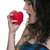 человека · стороны · красный · сердце · женщину · любви - Сток-фото © piedmontphoto