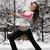 図 · スケート · 美しい · 若い女性 · 氷 · スケート - ストックフォト © piedmontphoto
