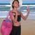 woman applying sunscreen stock photo © piedmontphoto