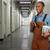 handlowych · malarz · przemysłowych · Wyciąg · spray · malarstwo - zdjęcia stock © piedmontphoto