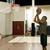 knap · afro-amerikaanse · man · spelen · basketbal · zwarte - stockfoto © piedmontphoto