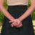 nő · ujjak · gyönyörű · nő · mögött · hát · lány - stock fotó © piedmontphoto
