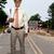 Murzyn · pracownik · budowlany · czarny · człowiek · pracy - zdjęcia stock © piedmontphoto