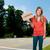 女性 · 失業 · にログイン · 美しい · 若い女性 - ストックフォト © piedmontphoto