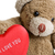 valentines teddy bear stock photo © pietus