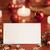 christmas tag stock photo © pietus