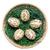 sepet · yumurta · yeşil · saman · çim - stok fotoğraf © Pietus