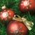 Natale · rosso · verde · palla - foto d'archivio © Pietus