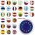 bandera · europeo · Unión · vector · ue · viaje - foto stock © pilgrimartworks
