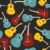 seamless pattern isolated guitars stock photo © PilgrimArtworks