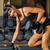 mooie · vrouw · bar · sport · club · meisje · lichaam - stockfoto © pilgrimego