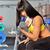 красивая · женщина · спорт · клуба · девушки · тело · здоровья - Сток-фото © pilgrimego