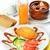 frango · couve-flor · cenoura · brócolis · comida · restaurante - foto stock © pilgrimego