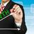 zakenman · tekening · grafiek · groei · omhoog · hand - stockfoto © pinkblue