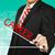 imprenditore · finanziaria · previsione · business · uomo · vernice - foto d'archivio © pinkblue