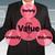 zakenman · waarde · informatie · geld · man · web - stockfoto © pinkblue