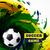 grunge · fútbol · diseno · resumen · partido · de · fútbol · fútbol - foto stock © Pinnacleanimates