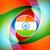 индийской · флаг · дизайна · вектора · искусства - Сток-фото © pinnacleanimates