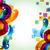 colorido · resumen · eps10 · vector · elegante · espacio - foto stock © Pinnacleanimates