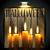 velas · escuro · abstrato · arte · ilustração · luz - foto stock © pinnacleanimates