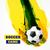 resumen · fútbol · juego · diseno · estilo · partido · de · fútbol - foto stock © pinnacleanimates