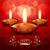 stylish vector diwali diya stock photo © pinnacleanimates