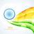 indian · vlag · vector · mooie · Indië - stockfoto © Pinnacleanimates