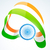 stylish indian flag design foto stock © Pinnacleanimates