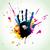 abstract hand grunge art stock photo © pinnacleanimates