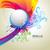 аннотация · вектора · дизайна · иллюстрация · искусства · синий - Сток-фото © Pinnacleanimates