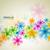çiçek · vektör · renkli · çiçek · eps10 · vektör · dizayn - stok fotoğraf © Pinnacleanimates