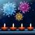 beautiful happy diwali background stock photo © pinnacleanimates