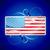 americano · dia · projeto · elegante · etiqueta · estrela - foto stock © pinnacleanimates