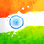 vector india flag foto stock © Pinnacleanimates