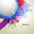 вектора · аннотация · дизайна · иллюстрация · искусства · синий - Сток-фото © Pinnacleanimates
