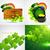 Szent · Patrik · napja · manó · zöld · kalap · edény · arany - stock fotó © pinnacleanimates