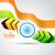 indian flag vector flag foto stock © Pinnacleanimates