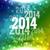 boldog · új · évet · 2014 · ünnep · papír · boldog · háttér - stock fotó © pinnacleanimates