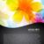 çiçek · vektör · vektör · renkli · çiçek · şablon · dizayn - stok fotoğraf © Pinnacleanimates